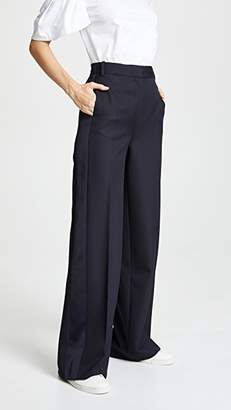 Victoria Beckham Victoria Side Panel Pants