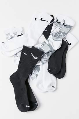 Nike Dri-FIT Cushion Crew Sock 6-Pack