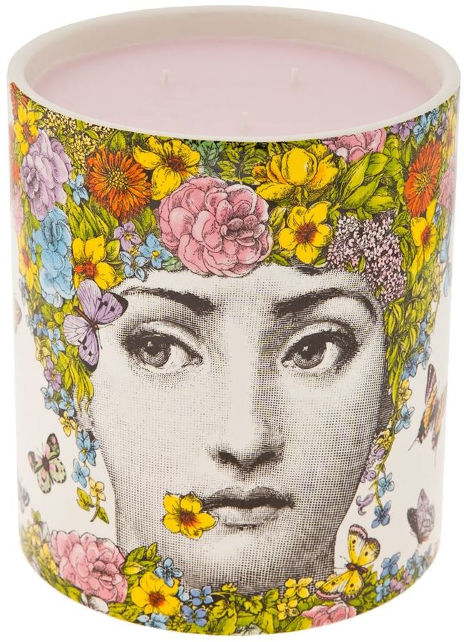 Fornasetti 'Flora' scented candle