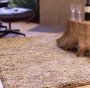 Roost Pebble Felted Wool Rug