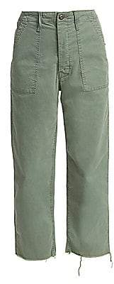 Mother Women's Private Patch Pocket Chino Pants