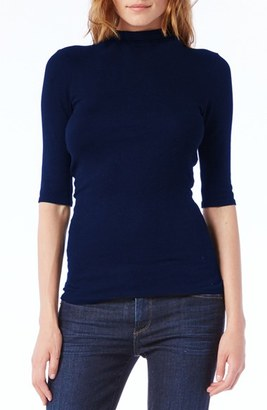Women's Michael Stars Funnel Neck Top $78 thestylecure.com