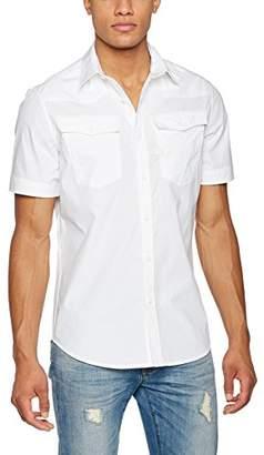 G Star Men's 3301 Shirt S/s