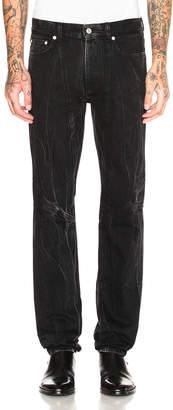 Givenchy Washed Biker Jeans