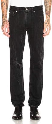 Givenchy Washed Biker Jeans