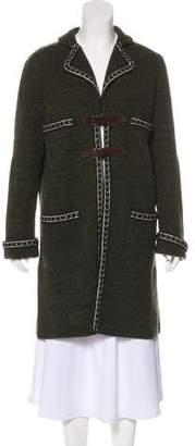Chanel Paris-Salzburg Cashmere Coat