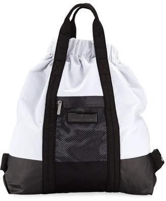 adidas by Stella McCartney Open-Top Gym Sack Bag