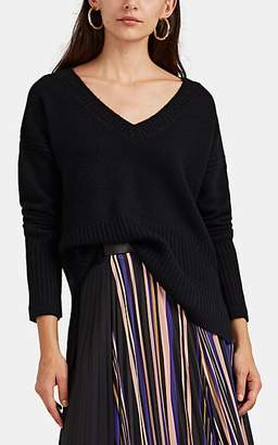Derek Lam 10 Crosby Women's Cashmere V-Neck Sweater - Black