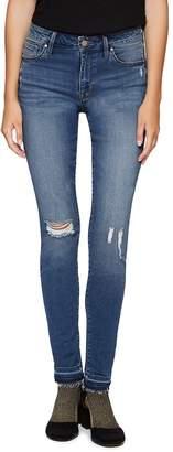 Sanctuary Saige Distressed Released Hem Jeans in Amanda