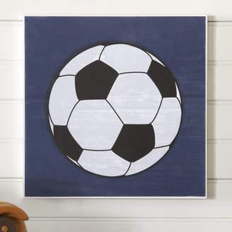 Birch Lane Kids Soccer Sports Center Wall Art