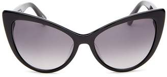 Kate Spade Women's Karina Cat Eye Sunglasses, 56mm