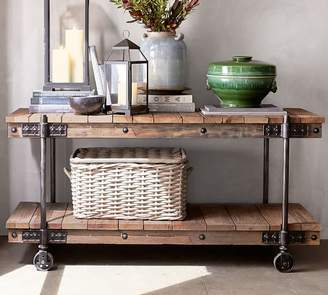 Pottery Barn Williams Media Console