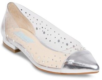 Betsey Johnson Gracy Flat