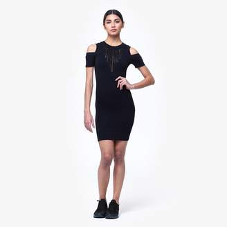 Ivy Park Circular Knit Dress - Women's