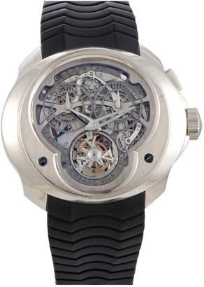 Vila Heritage Franc Franc Men's Cobra Grand Date Chronograph Watch