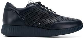 Baldinini punch-hole low sneakers