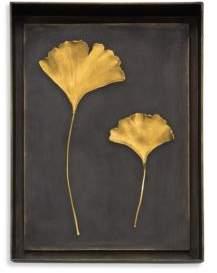Michael Aram Ginkgo Leaf Shadow Box