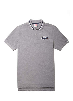 Lacoste Men's LIVE Regular Fit Piped Petit Pique Polo