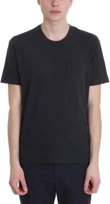 Mauro Grifoni Black Cotton T-shirt