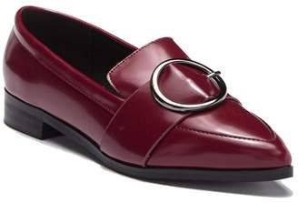 Lost Ink Iggy Ring Buckle Loafer