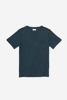 Saturdays NYC Collett Gauze Linen T-Shirt