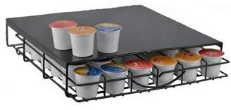 Keurig Southern Homewares K-cup Storage Drawer Coffee Holder for 36 K-cups Black