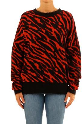 Taverniti So Ben Unravel Project Zebra Sweater