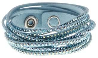 Swarovski Crystal Wrap Bracelet $69 thestylecure.com