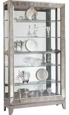 Willa Arlo Interiors Carissa Display Cabinet