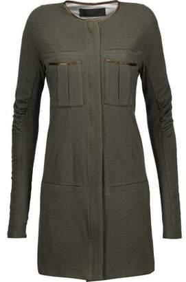 Haider Ackermann Cotton-Blend Jersey Dress