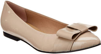 French Sole Keaton Patent Flat