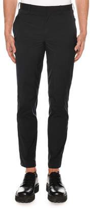 Neil Barrett Men's Straight-Leg Skinny Travel Trousers