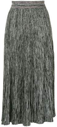 Marni knitted midi skirt