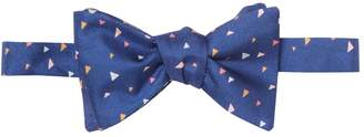 Thomas Pink Men's Liv Silk Bow Tie
