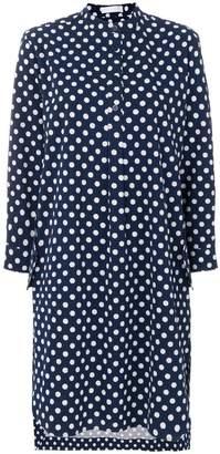 Peter Jensen polka dot shirt dress