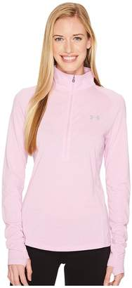 Under Armour Threadborne Train Twist 1/2 Zip Women's Clothing