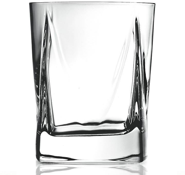 "Luigi Bormioli Alfieri"" Double Old Fashioned Glasses"