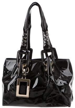 Roger Vivier Patent Leather Bag