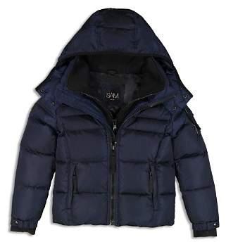 SAM. Boys' Matte Racer Down Puffer Jacket - Big Kid