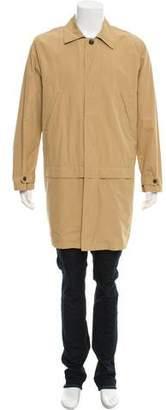 M·A·C Saturdays New York City Lightweight Mac Coat