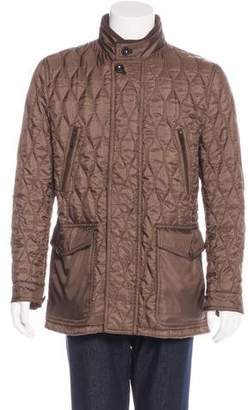Tom Ford Quilted Anorak Jacket w/ Tags