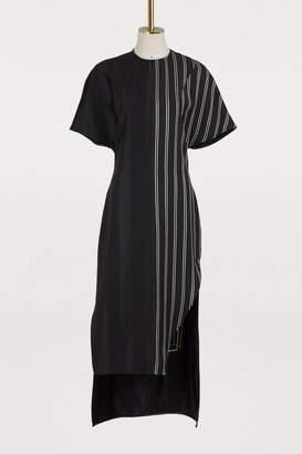 Esteban Cortazar Kimono long dress