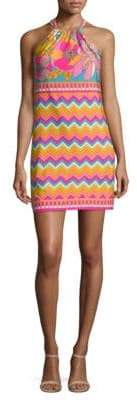 Trina Turk Vacaciones Shift Dress
