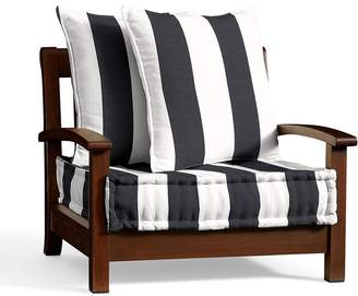 Pottery Barn Low Armchair Cushion