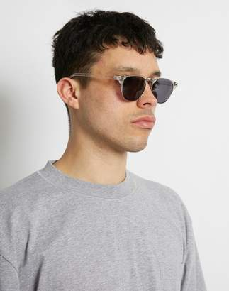 clear The Idle Man - Clubmaster Sunglasses