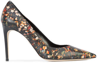 DSQUARED2 pointed toe printed pumps