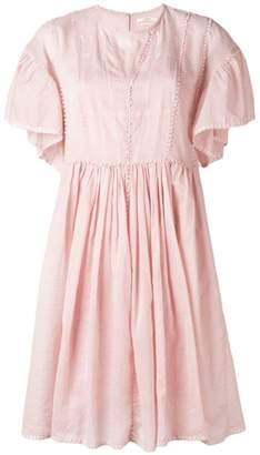 Etoile Isabel Marant annaelle vintage lace dress