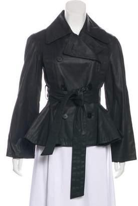 Jean Paul Gaultier Double-Breasted Short Coat