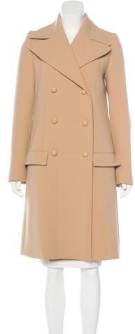 Chloé Chloé 2016 Virgin Wool Coat w/ Tags