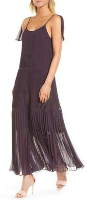 Chelsea28 Chiffon Maxi Dress